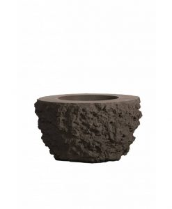 Bowl Lava Black