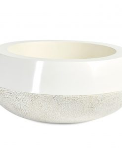 Bordo Bowl White