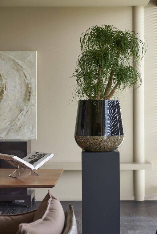 Bordo Planter Black
