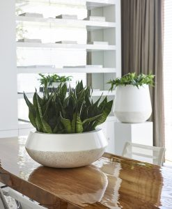 Bordo Planter White
