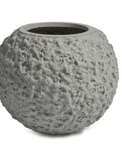 Lava Round Bowl Grey